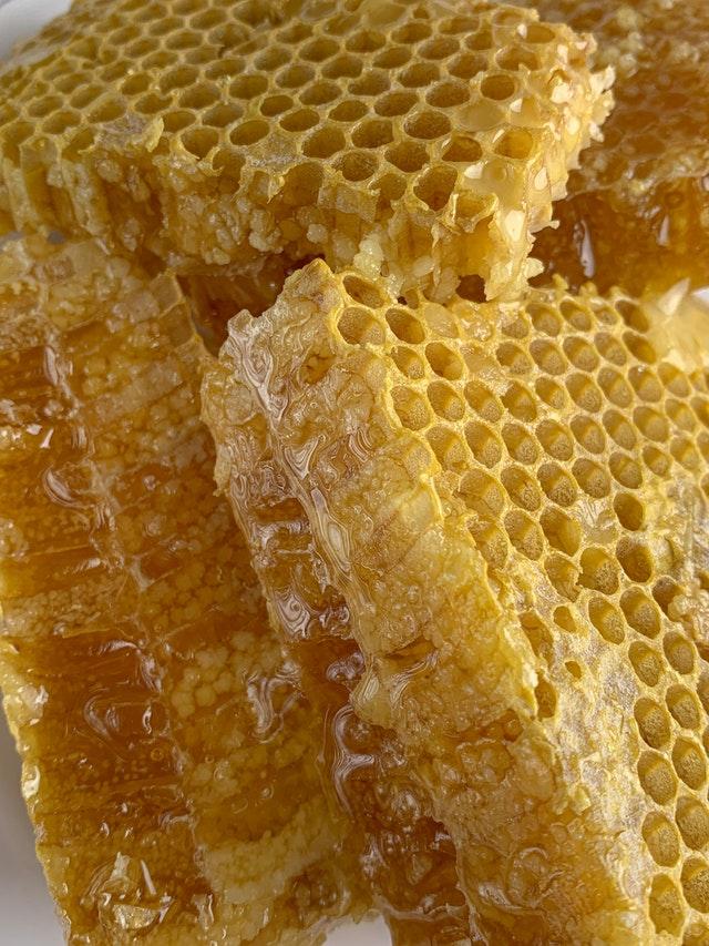 Un miel brut